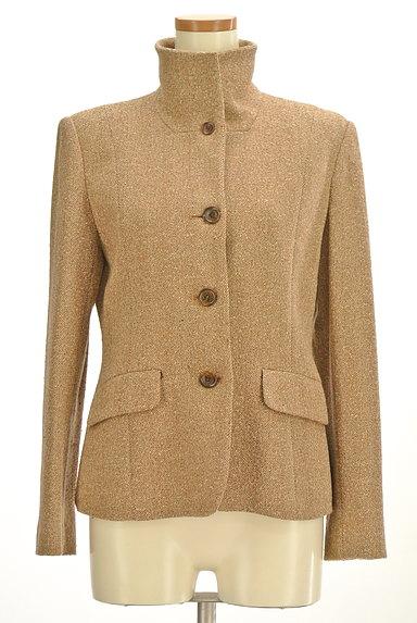 LUI CHANTANT(ルイシャンタン)の古着「変形襟デザインジャケット(ジャケット)」大画像1へ