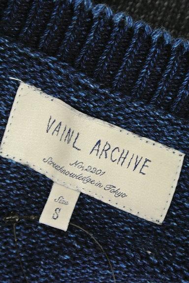 VAINL ARCHIVE(ヴァイナルアーカイブ)の古着「バイカラーボーダーニット(ニット)」大画像6へ