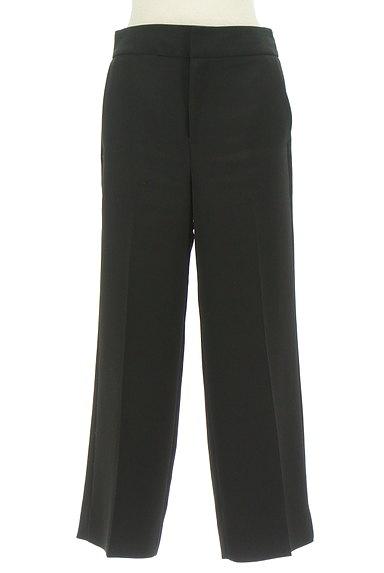 Viaggio Blu(ビアッジョブルー)の古着「シンプルワイドパンツ(パンツ)」大画像1へ