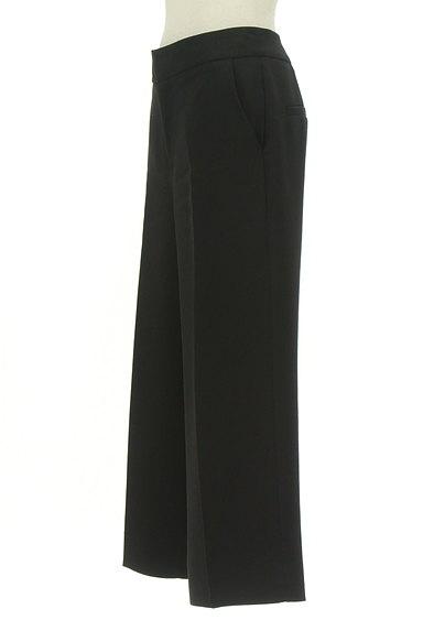 Viaggio Blu(ビアッジョブルー)の古着「シンプルワイドパンツ(パンツ)」大画像3へ