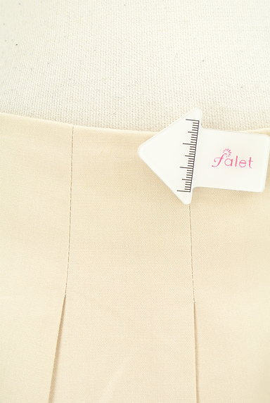 M-premier(エムプルミエ)の古着「タックフレア膝丈スカート(スカート)」大画像5へ