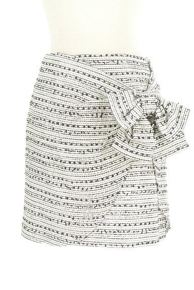 Riccimie NEWYORK(リッチミーニューヨーク)の古着「サイドリボンミニスカート(ミニスカート)」大画像1へ