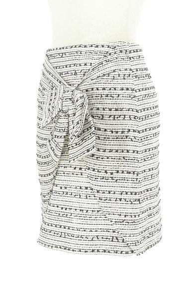 Riccimie NEWYORK(リッチミーニューヨーク)の古着「サイドリボンミニスカート(ミニスカート)」大画像3へ