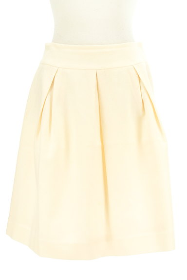 MISS J(ミスジェイ)の古着「タックフレアスカート(スカート)」大画像1へ