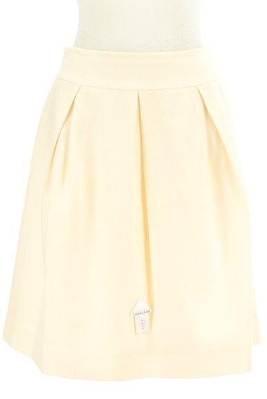 MISS J(ミスジェイ)の古着「タックフレアスカート(スカート)」大画像4へ