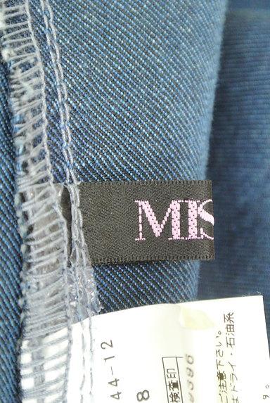 MISS J(ミスジェイ)の古着「裾フリンジ台形スカート(スカート)」大画像6へ