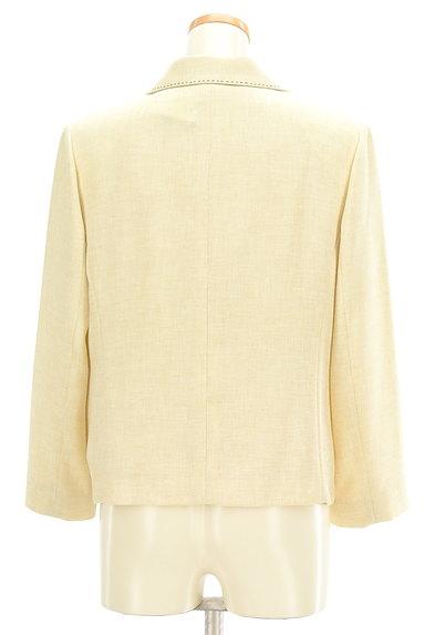 LEILIAN(レリアン)の古着「インナー付き刺繍ジャケット(ジャケット)」大画像2へ
