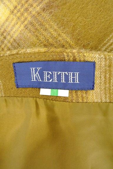 KEITH(キース)の古着「チェック柄タイトスカート(スカート)」大画像6へ