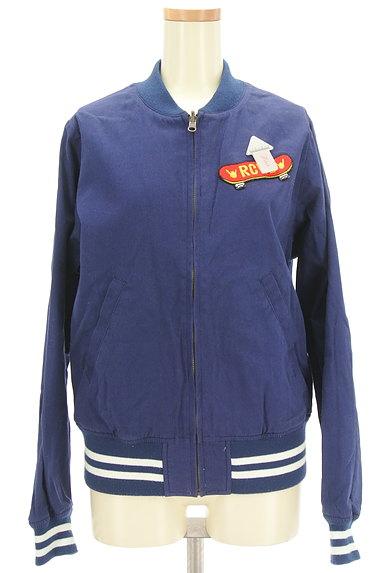 RODEO CROWNS(ロデオクラウン)の古着「リバーシブルスタジャン(ブルゾン・スタジャン)」大画像3へ