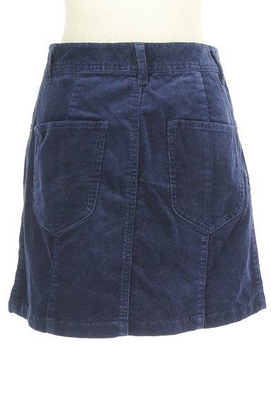 RODEO CROWNS(ロデオクラウン)の古着「カラーコーデュロイミニスカート(ミニスカート)」大画像2へ