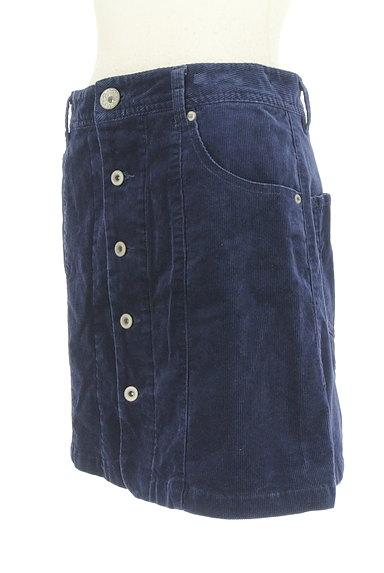 RODEO CROWNS(ロデオクラウン)の古着「カラーコーデュロイミニスカート(ミニスカート)」大画像3へ