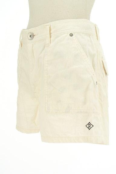 RODEO CROWNS(ロデオクラウン)の古着「ホワイトコーデュロイショーパン(ショートパンツ・ハーフパンツ)」大画像3へ