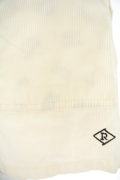 RODEO CROWNS(ロデオクラウン)の古着「ホワイトコーデュロイショーパン(ショートパンツ・ハーフパンツ)」大画像5へ