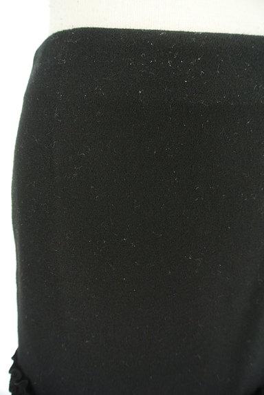 m's select(エムズセレクト)の古着「裾フリル台形ミニスカート(ミニスカート)」大画像4へ