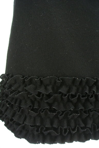 m's select(エムズセレクト)の古着「裾フリル台形ミニスカート(ミニスカート)」大画像5へ