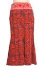 ISABEL MARANT(イザベルマラン)の古着「ロングスカート・マキシスカート」後ろ
