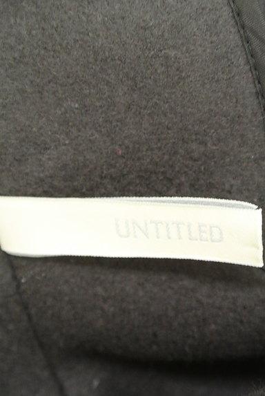 UNTITLED(アンタイトル)の古着「テーラード風ショートコート(コート)」大画像6へ
