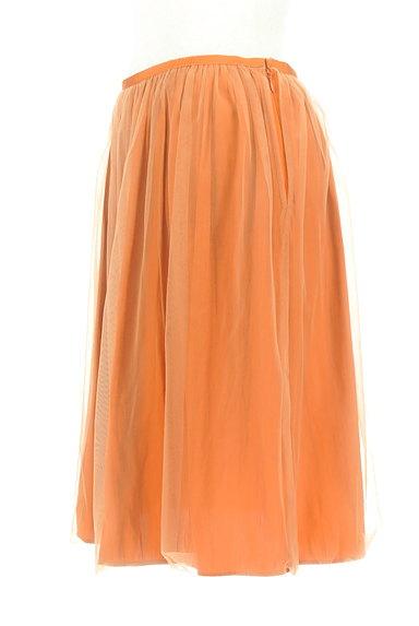 BEAMS Women's(ビームス ウーマン)の古着「チュールフレアスカート(スカート)」大画像3へ
