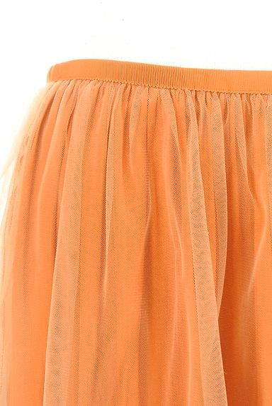 BEAMS Women's(ビームス ウーマン)の古着「チュールフレアスカート(スカート)」大画像4へ