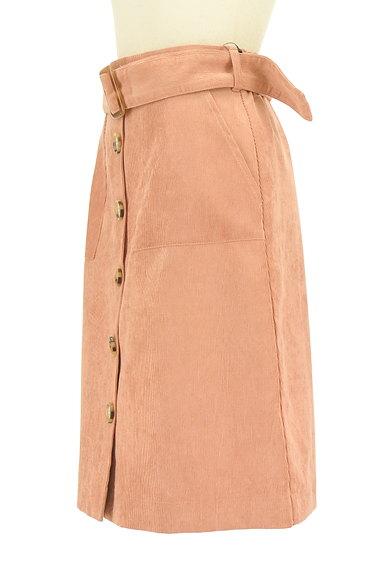 RD ROUGE DIAMANT(アールディー ルージュ ディアマン)の古着「カラーコーデュロイタイトスカート(スカート)」大画像3へ