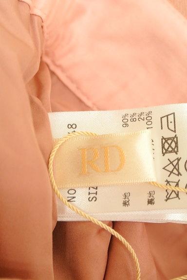 RD ROUGE DIAMANT(アールディー ルージュ ディアマン)の古着「カラーコーデュロイタイトスカート(スカート)」大画像6へ