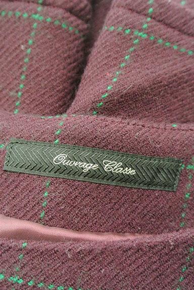 Ouvrage Classe(ウヴラージュクラス)の古着「7分袖コクーンウールワンピース(ワンピース・チュニック)」大画像6へ