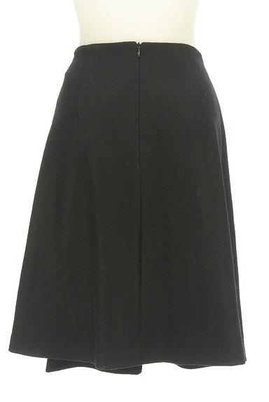 STRAWBERRY-FIELDS(ストロベリーフィールズ)の古着「シンプルタックフレアスカート(スカート)」大画像2へ