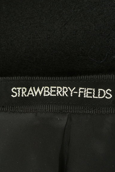 STRAWBERRY-FIELDS(ストロベリーフィールズ)の古着「シンプルタックフレアスカート(スカート)」大画像6へ