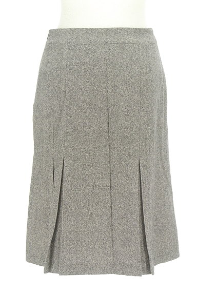 STRAWBERRY-FIELDS(ストロベリーフィールズ)の古着「裾プリーツマーメイドスカート(スカート)」大画像2へ