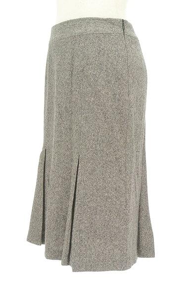 STRAWBERRY-FIELDS(ストロベリーフィールズ)の古着「裾プリーツマーメイドスカート(スカート)」大画像3へ