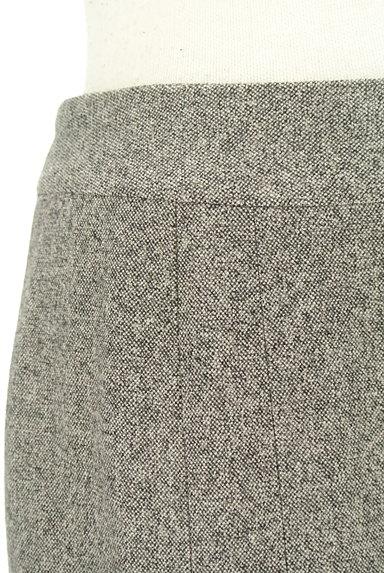 STRAWBERRY-FIELDS(ストロベリーフィールズ)の古着「裾プリーツマーメイドスカート(スカート)」大画像4へ