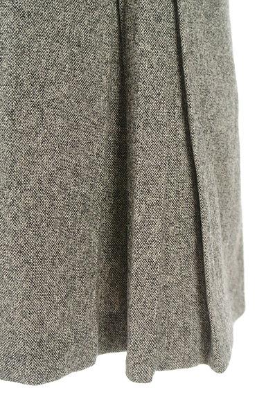 STRAWBERRY-FIELDS(ストロベリーフィールズ)の古着「裾プリーツマーメイドスカート(スカート)」大画像5へ
