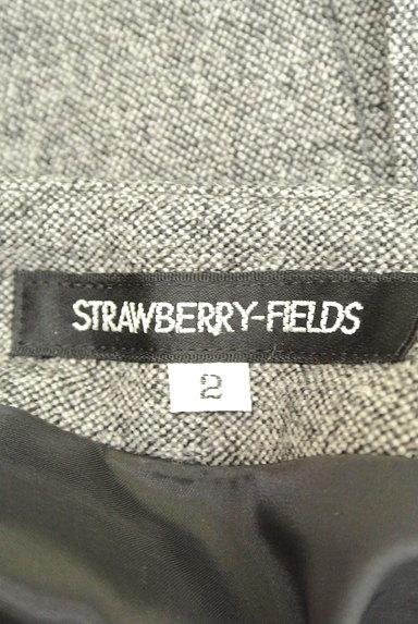 STRAWBERRY-FIELDS(ストロベリーフィールズ)の古着「裾プリーツマーメイドスカート(スカート)」大画像6へ