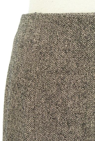 STRAWBERRY-FIELDS(ストロベリーフィールズ)の古着「タックレース裾マーメイドスカート(スカート)」大画像4へ