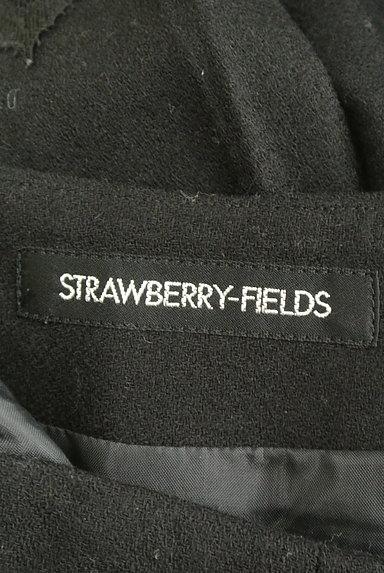 STRAWBERRY-FIELDS(ストロベリーフィールズ)の古着「裾タックレースマーメイドスカート(スカート)」大画像6へ