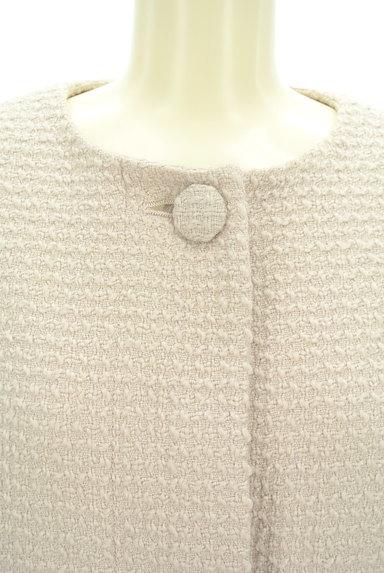 anatelier(アナトリエ)の古着「ファー襟付きロングウールコート(コート)」大画像4へ