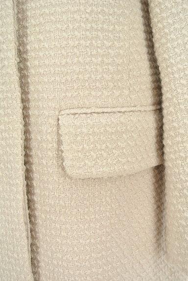 anatelier(アナトリエ)の古着「ファー襟付きロングウールコート(コート)」大画像5へ