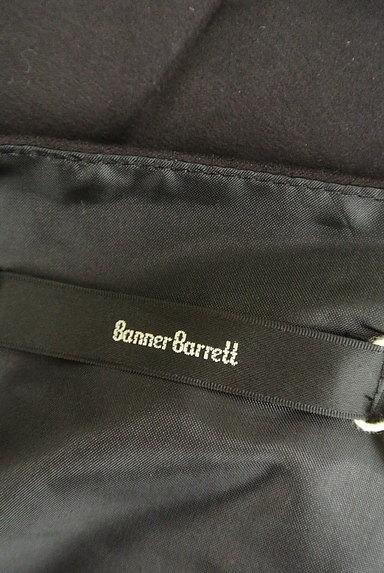 Banner Barrett(バナーバレット)の古着「七分袖スエードコクーンワンピース(ワンピース・チュニック)」大画像6へ