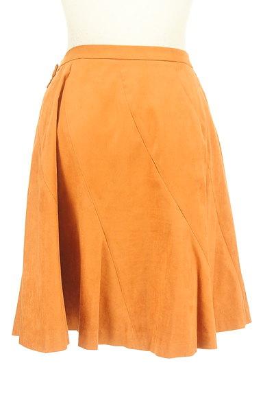 WILLSELECTION(ウィルセレクション)の古着「ミディ丈スエードフレアスカート(スカート)」大画像2へ