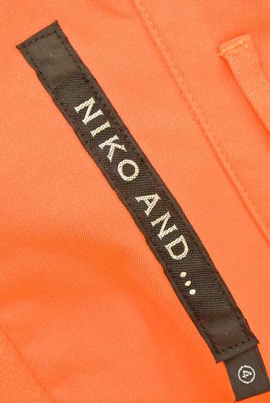niko and...(ニコ アンド)の古着「裏起毛カラージャケット(ブルゾン・スタジャン)」大画像6へ