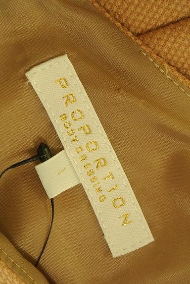 PROPORTION BODY DRESSING(プロポーションボディ ドレッシング)の古着「ウエストリボンセミタイトワンピ(ワンピース・チュニック)」大画像6へ