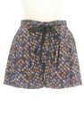Dignite collier(ディニテ コリエ)の古着「ショートパンツ・ハーフパンツ」前
