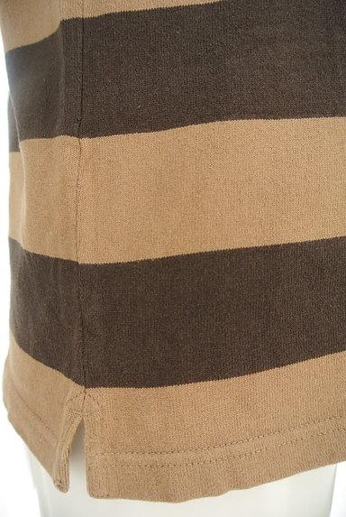 coen(コーエン)の古着「ポケット付きボーダーTシャツ(カットソー・プルオーバー)」大画像5へ