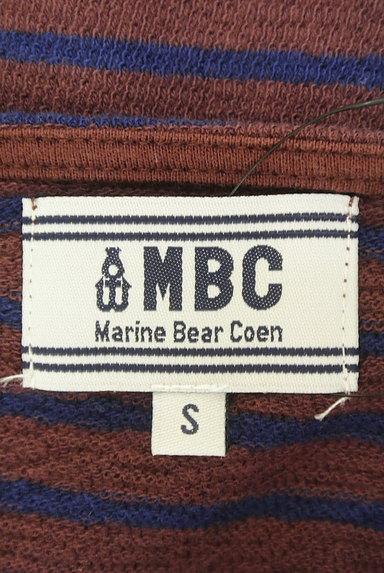 coen(コーエン)の古着「ボートネックボーダーカットソー(カットソー・プルオーバー)」大画像6へ