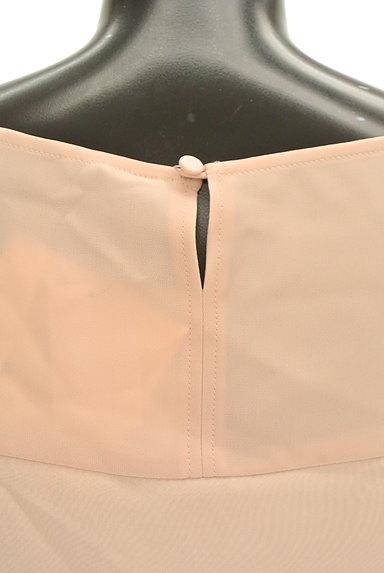 Tiara(ティアラ)の古着「フレア袖シフォンブラウス(カットソー・プルオーバー)」大画像5へ