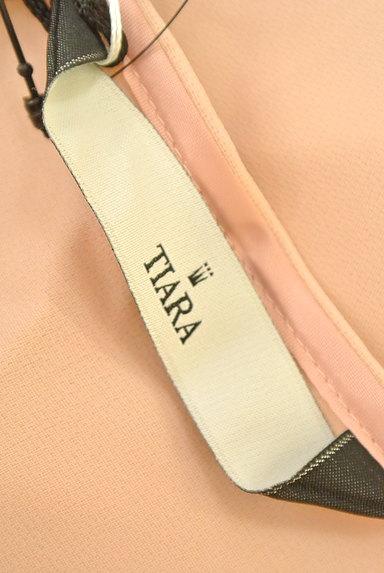 Tiara(ティアラ)の古着「フレア袖シフォンブラウス(カットソー・プルオーバー)」大画像6へ