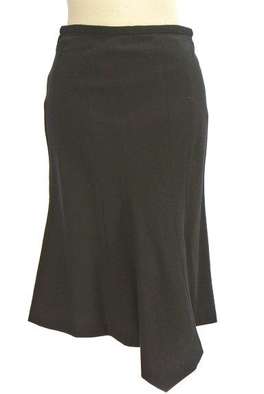 M-premier(エムプルミエ)の古着「イレギュラーヘム膝下丈スカート(スカート)」大画像1へ