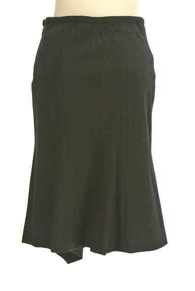 M-premier(エムプルミエ)の古着「イレギュラーヘム膝下丈スカート(スカート)」大画像2へ