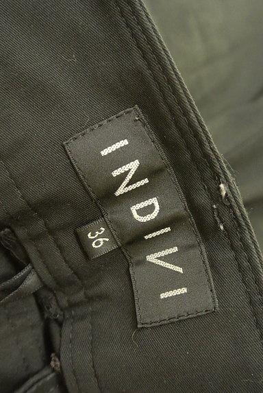 INDIVI(インディヴィ)の古着「装飾ボタンロールアップショートパンツ(ショートパンツ・ハーフパンツ)」大画像6へ