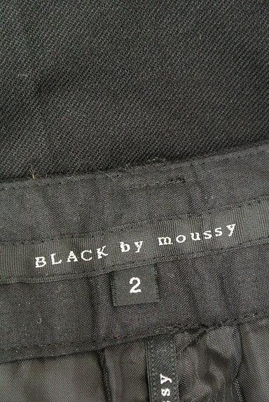 BLACK BY MOUSSY(ブラックバイマウジー)の古着「シンプルロールアップショートパンツ(ショートパンツ・ハーフパンツ)」大画像6へ